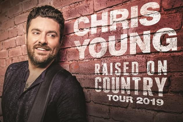 Meet & Greet Plus Tickets All Week For Chris Young, Eli Young Band, Matt Stell At PCC October 5