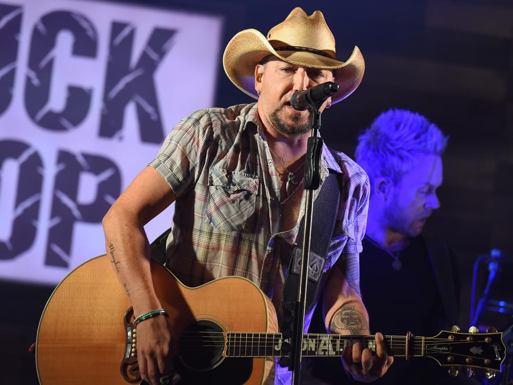 "Watch Jason Aldean Perform New Single, ""We Back,"" at Surprise Show in Nashville"