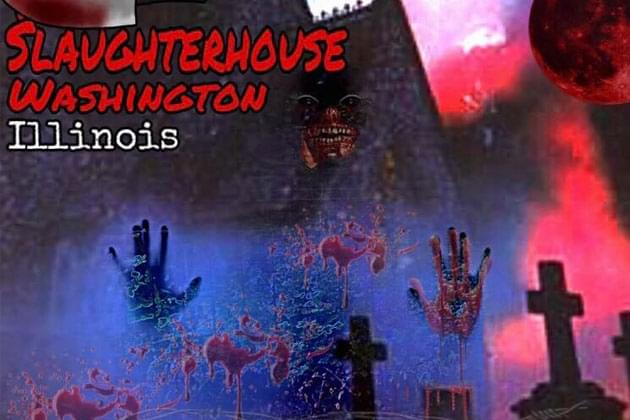 Slaughterhouse Haunt And Hay Ride in Washington Opens TONIGHT!