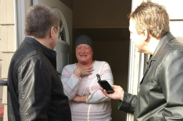 Tina Surrells Of Pekin Wins New Furnace From Trouble Free's Warmth From The Heart [AUDIO]