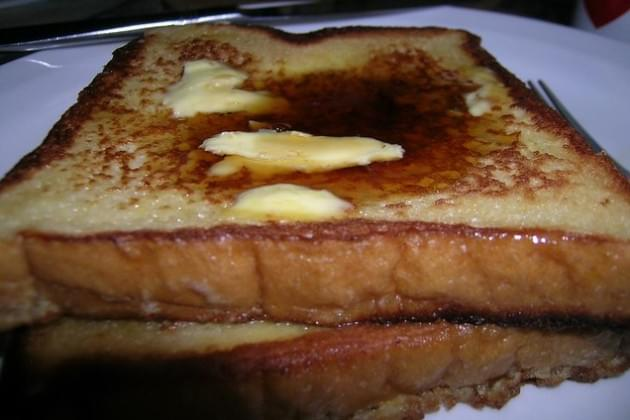 Red Rocker French Toast [RECIPE]