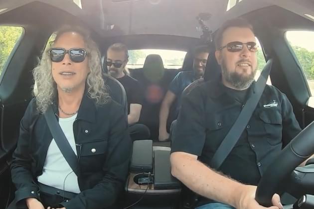 Metallica Get Props From Country Legend Loretta Lynn [VIDEO]