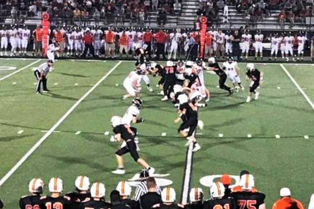 Washington Hosts Metamora In The Game On Super Nutrition Red Zone GOW!