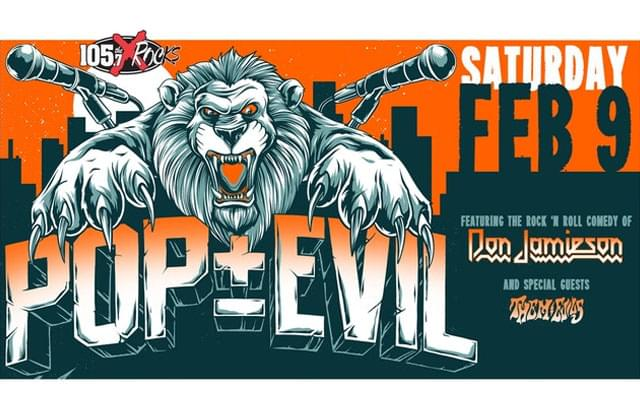 Pop Evil Return To Peoria February 9th At The Monarch Music Hall [DETAILS]