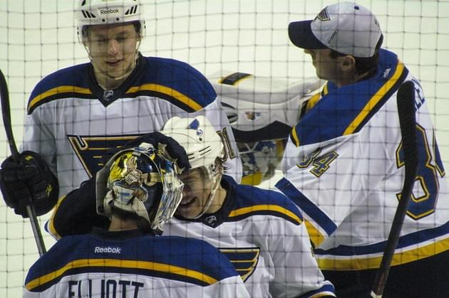 WVEL Sports Scope Now: The St. Louis Blues Win Their First Stanley Cup