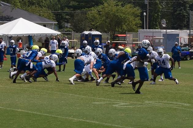 WVEL Sports Scope Now: Indianapolis Colts Training Camp