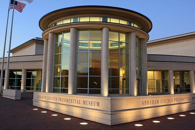 The Abraham Lincoln Presidential Library And Museum, Is Offering Free Tickets For Museum Day