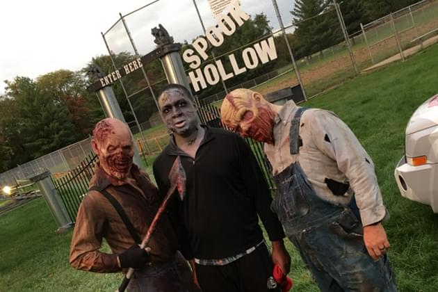 Marquette Heights Men's Club Spook Hollow Opens This Weekend!