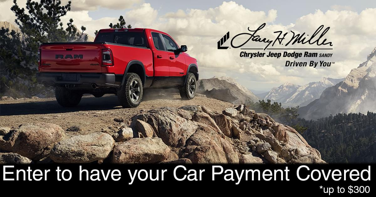 Wanna Get Your Car Payment Covered? Enter To WIN!