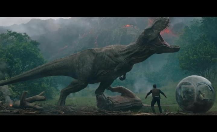MOVIE REVIEW: JURASSIC WORLD FALLEN KINGDOM
