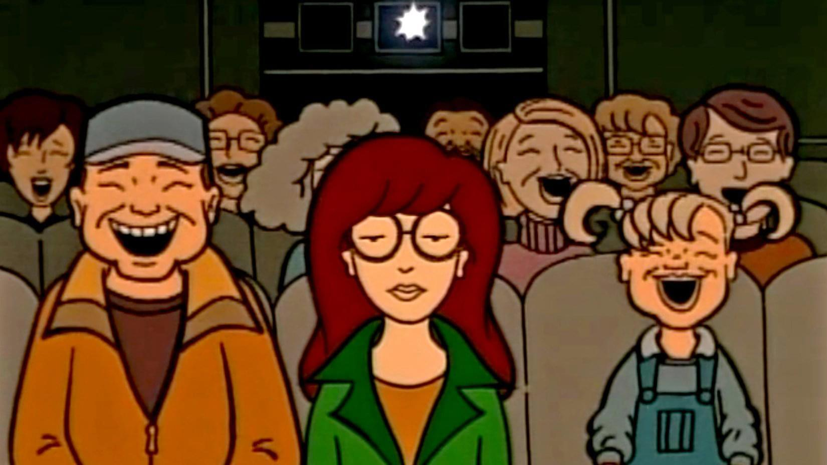 REMEMBER 'DARIA'? MTV WANTS TO BRING HER BACK