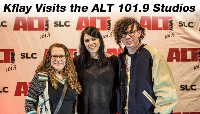K.Flay Pictures and Video!
