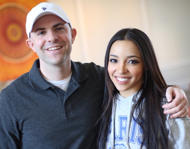 Tinashe Gives Hot 106 a Call to Chat with Nick G