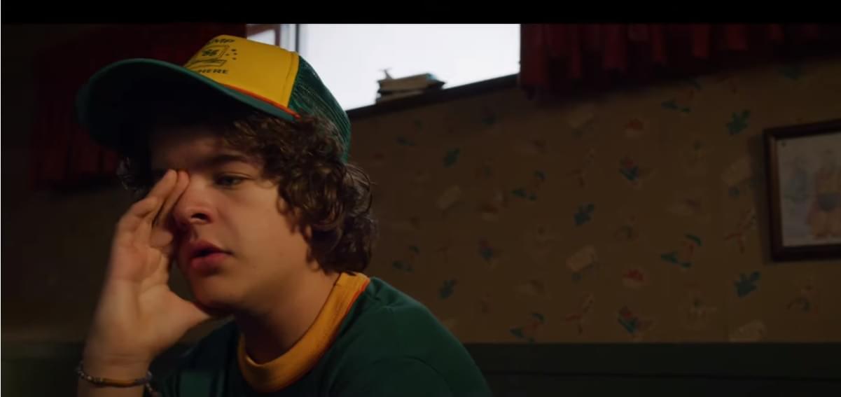 Season 3:  Stranger Things Trailer