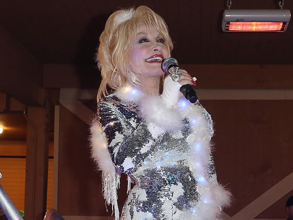 """Dolly Parton to Star in Upcoming Hallmark Movie, """"Christmas in Dollywood"""""""
