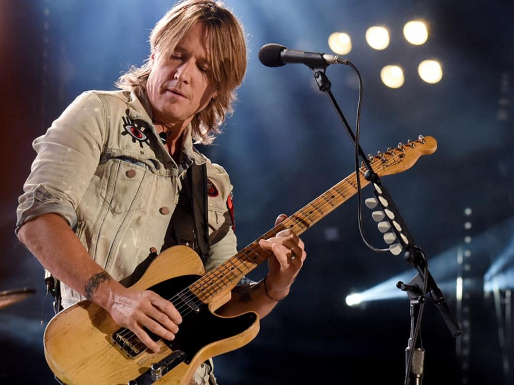 """Listen to Keith Urban Reminisce About Lost Love in New Single, """"We Were"""""""