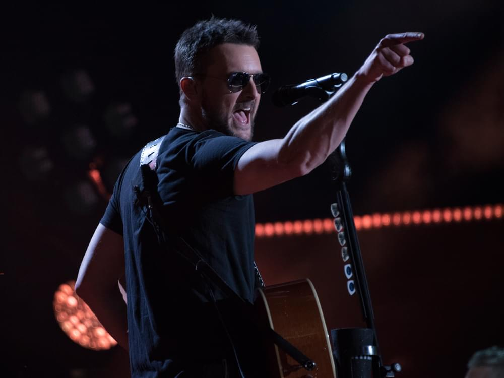 """Eric Church's Outlaw Saga Continues Inside Prison in New Video for """"Some of It"""" [Watch]"""