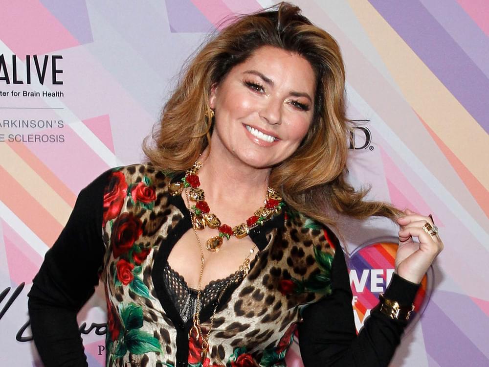 Shania Twain Announces 23-Date Las Vegas Residency