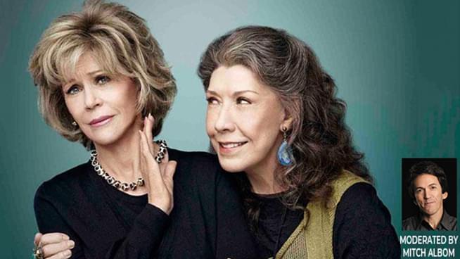 CONCERT: Jane Fonda & Lily Tomlin – October 30