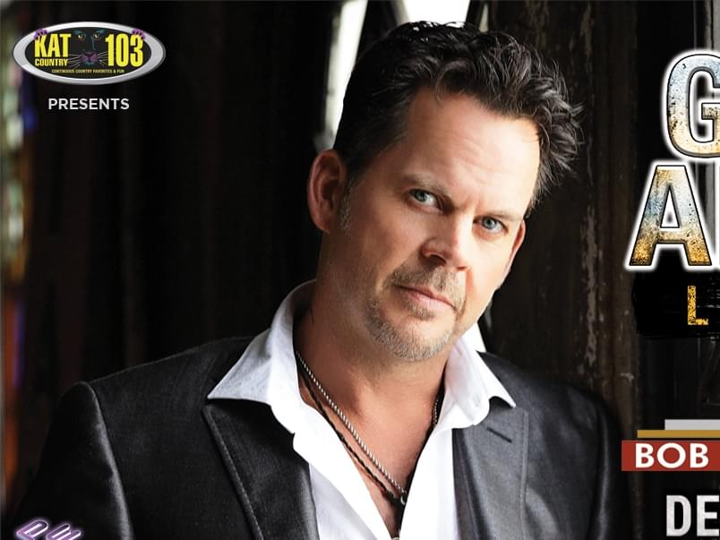 Gary Allan is coming to Bob Hope Theatre