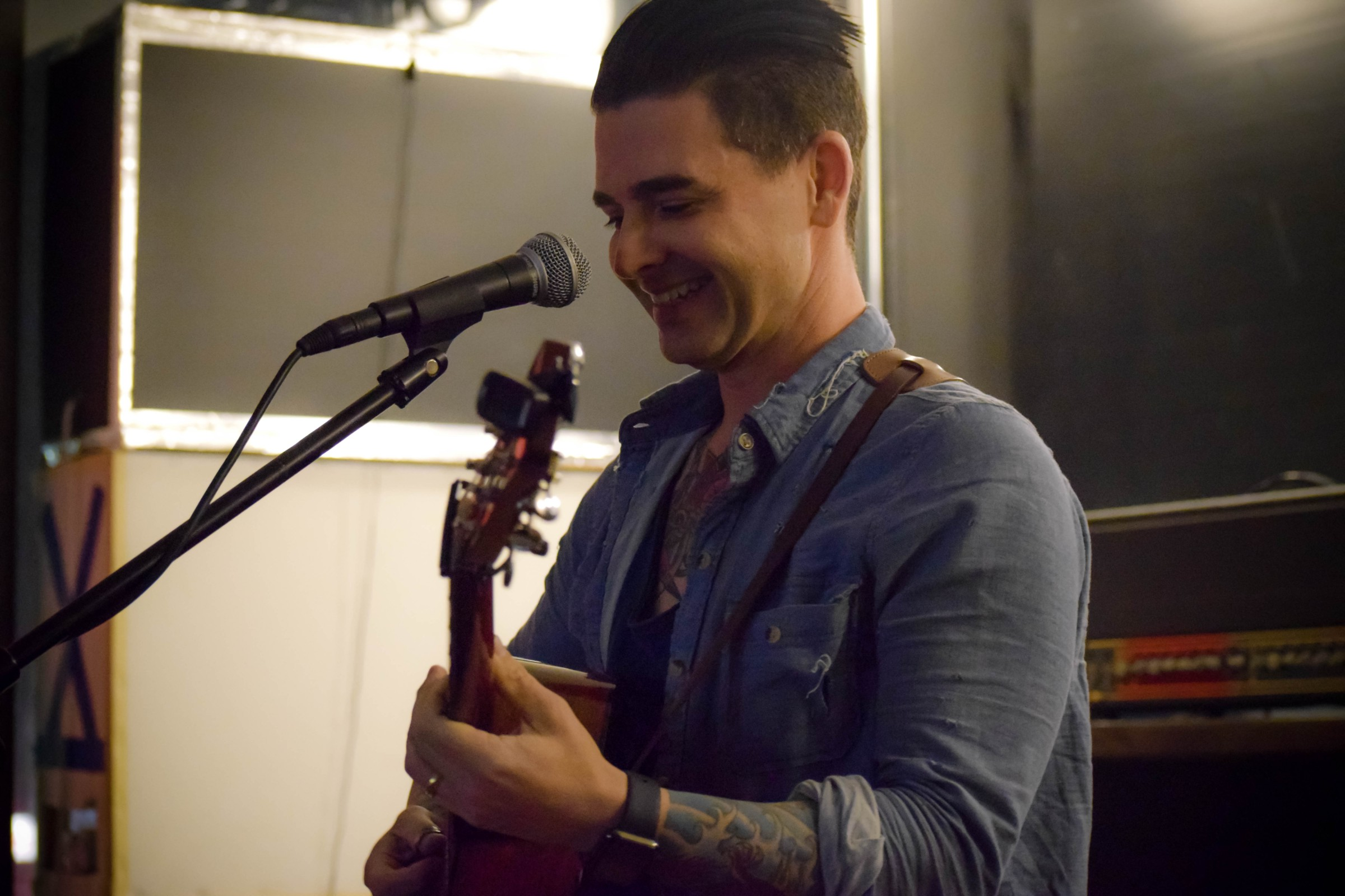 95X Live | Chris Carrabba from Dashboard Confessional [VIDEO]
