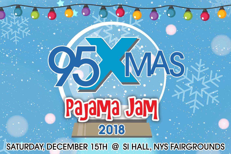 95X-Mas Pajama Jam 2018 [PHOTO GALLERY]