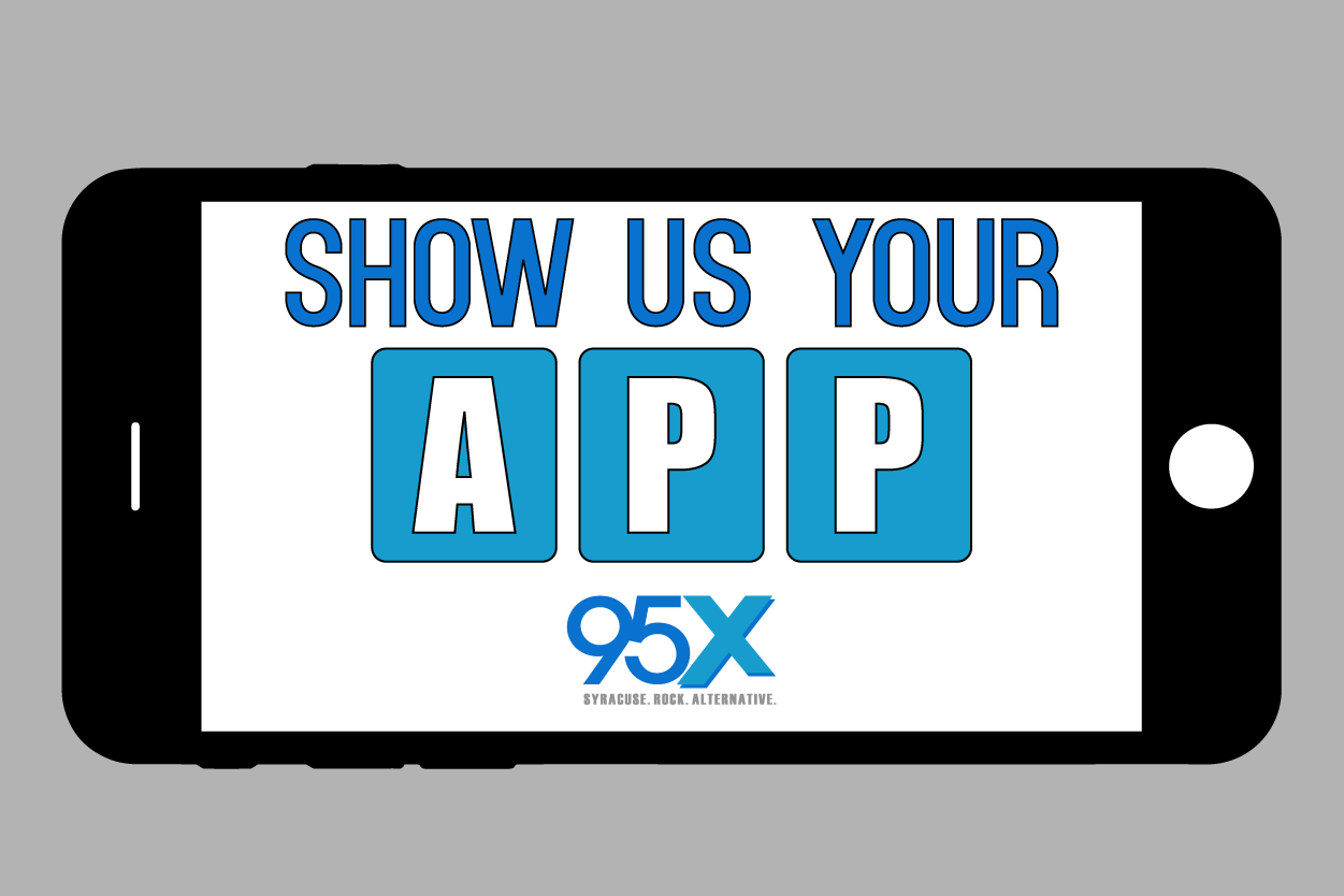 95X Show Us Your App | Contest Winners