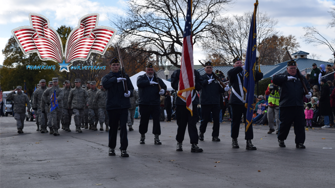 CNY Veterans Parade & Expo | November 9th
