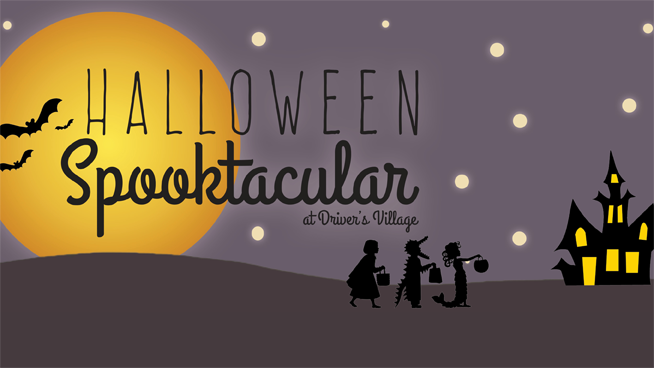 FREE Trick-Or-Treating at the Halloween Spooktacular! | October 25th