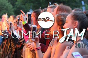 93Q Summer Jam 2017 Artist Interviews/Photo Gallery/Recap