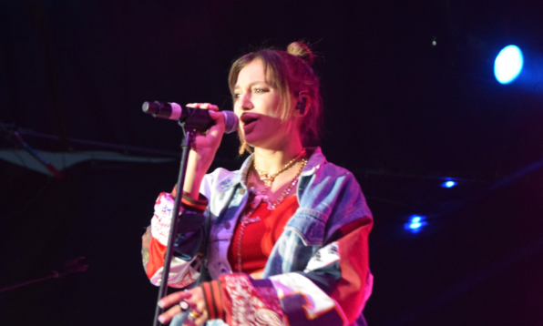 [INTERVIEW/PHOTO GALLERY] Daya takes over Chevy Court!