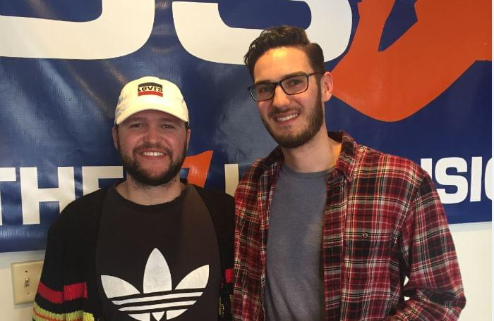 """[Interview] Quinn XCII, """"Straightjacket"""", Pursuing Passion for Music 