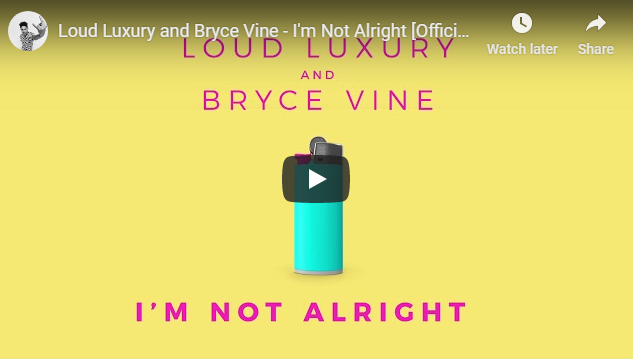 "Rick's Pick – Loud Luxury and Bryce Vine – ""I'm Not Alright """