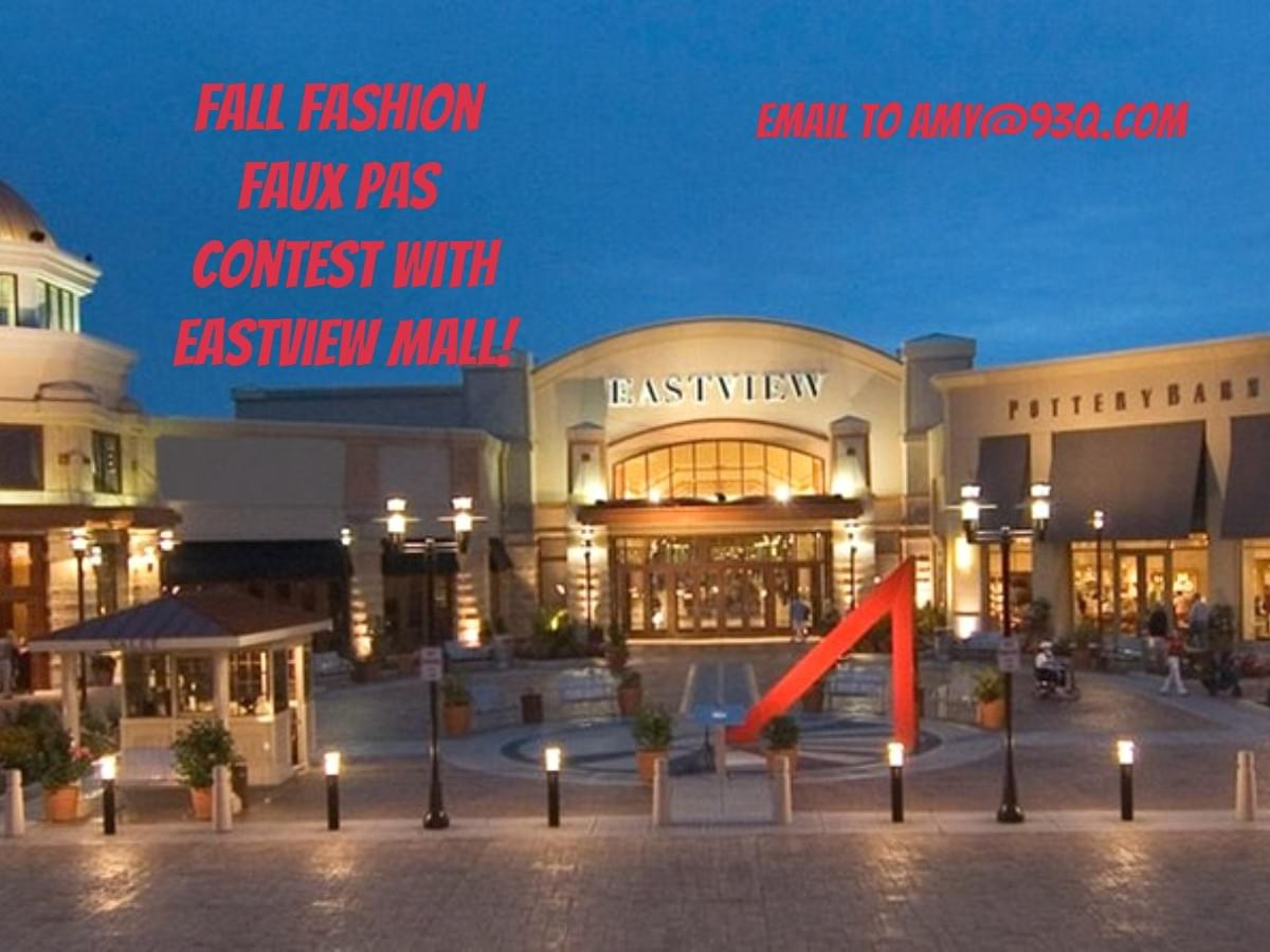 WIN with the Fall Fashion Faux Pas with Eastview Mall!