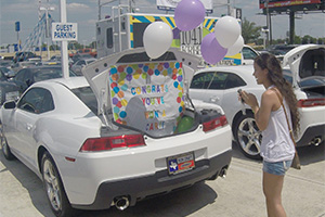 2015 Chevy Camaro Giveaway from Ron Craft Chevrolet and 104.1 KRBE