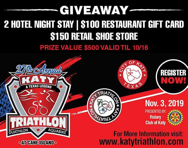 Katy Triathlon