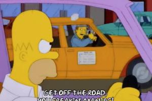 SimpsonsDrivers