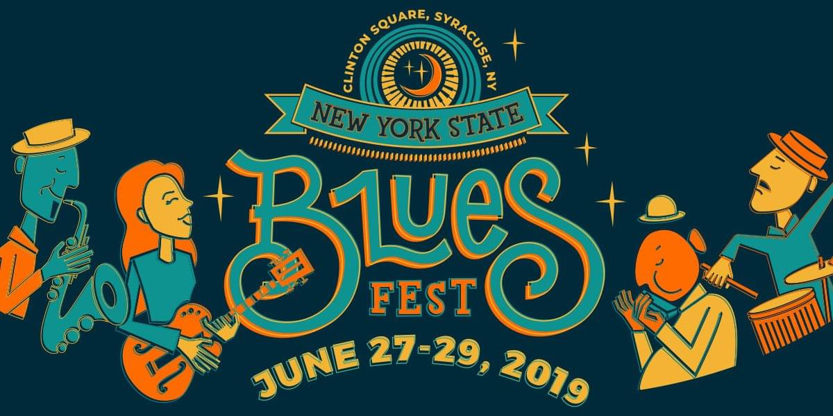 New York State Blues Festival | June 27th-29th