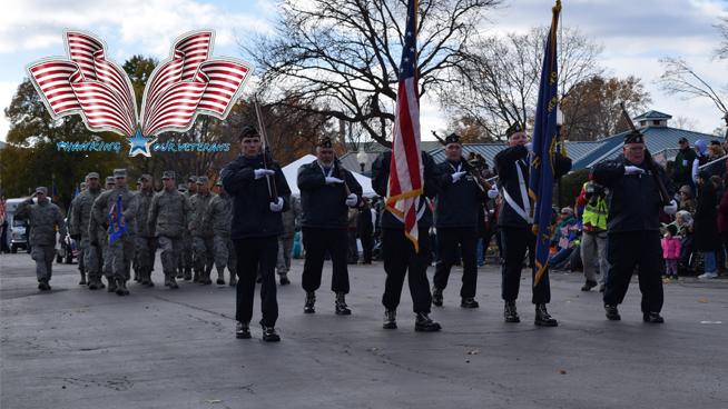 CNY Veterans Parade & Expo | November 9th