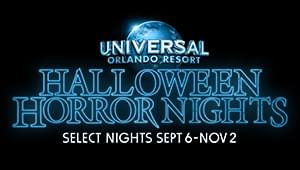 Gulf 104 WANTS YOU TO EXPERIENCE HALLOWEEN HORROR NIGHTS AT UNIVERSAL ORLANDO RESORT!