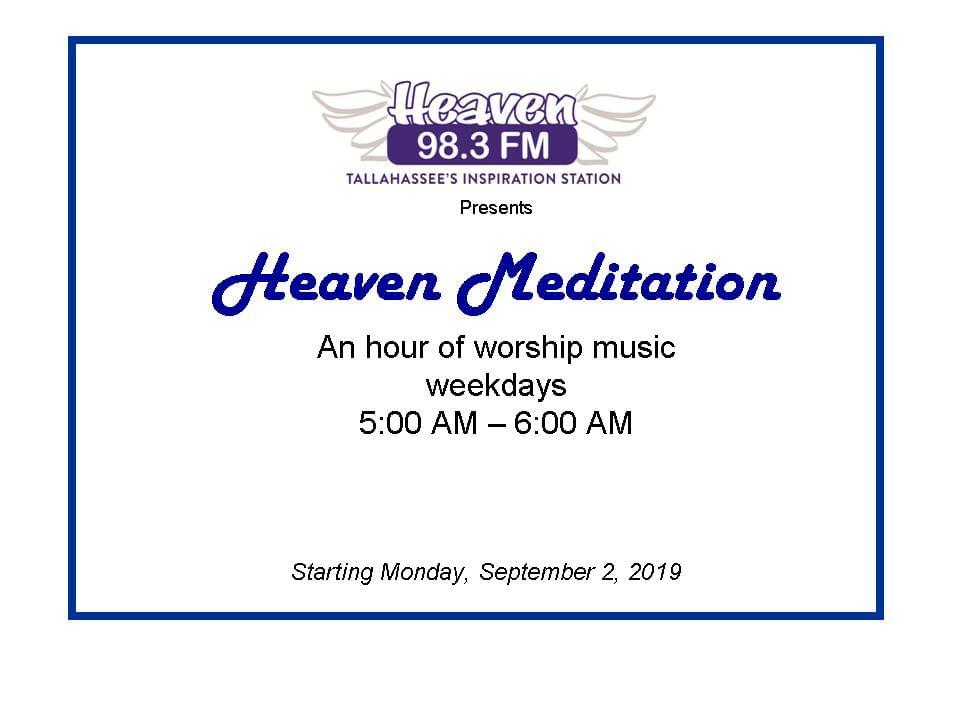 Heaven Meditation
