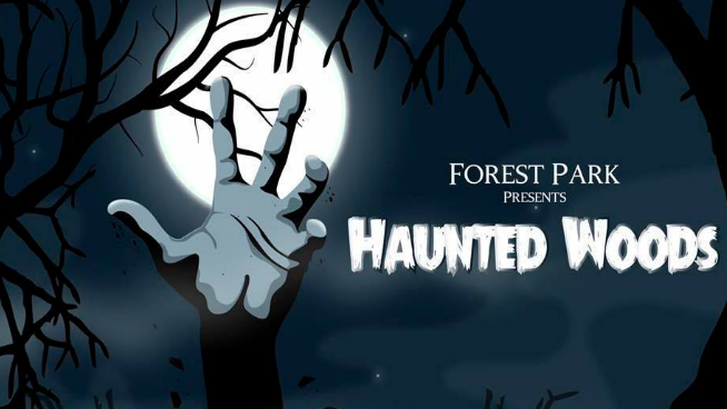 Topeka Haunted Woods Creeps Through Forest Park and Invades NoTo This October