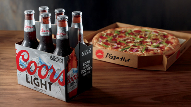 Pizza Hut Is Going To Start Delivering Beer With Your Pizza