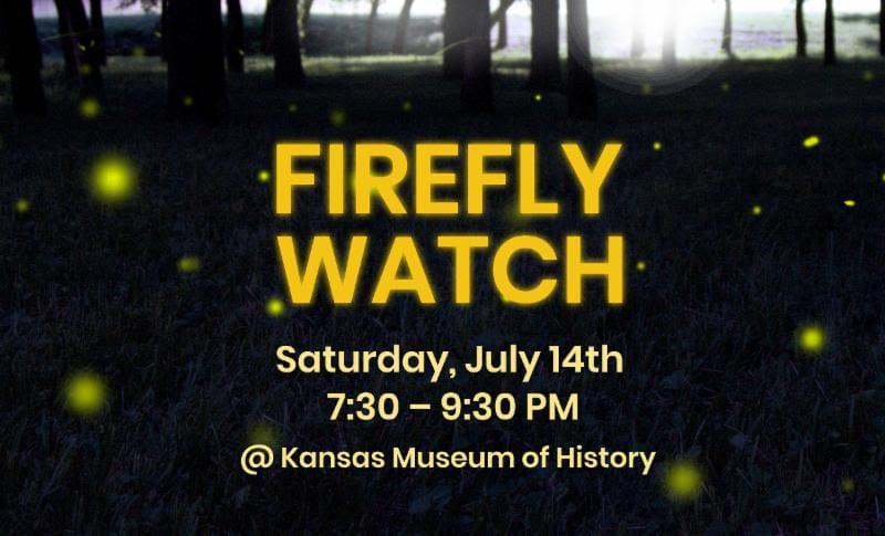 Firefly Watch with the Topeka Zoo