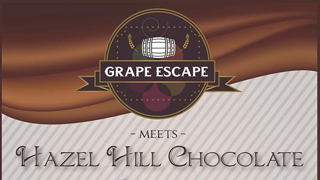 Grape Escape RESCHEDULED