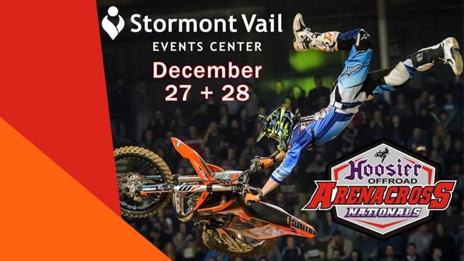 Arenacross this December!