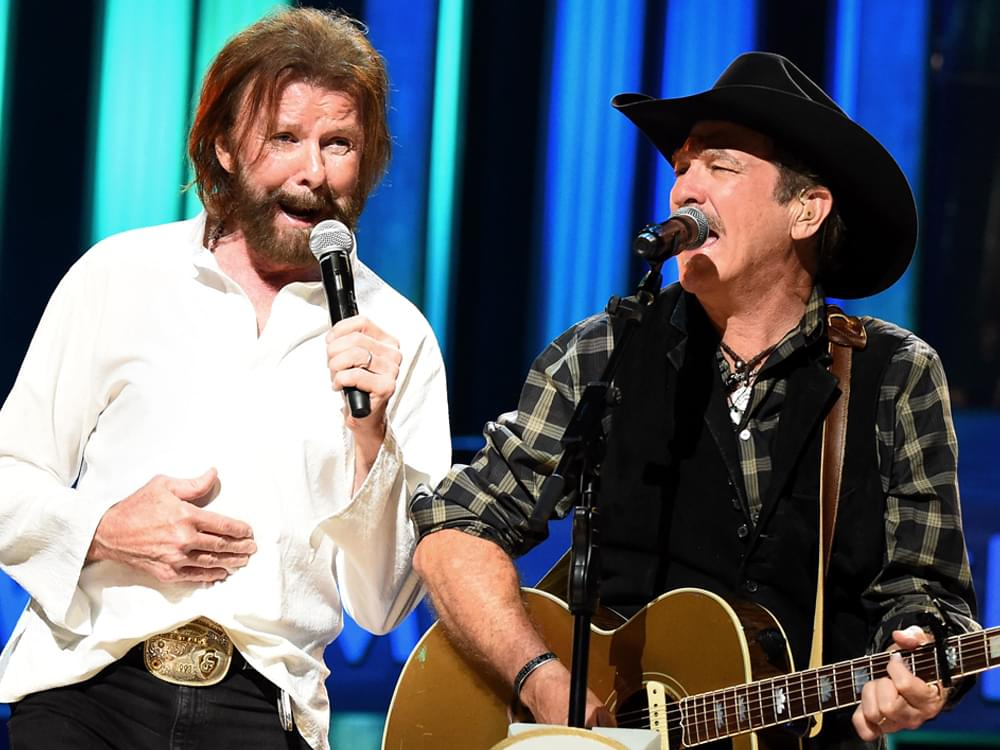 New Brooks & Dunn Exhibit Set to Open at Country Music Hall of Fame