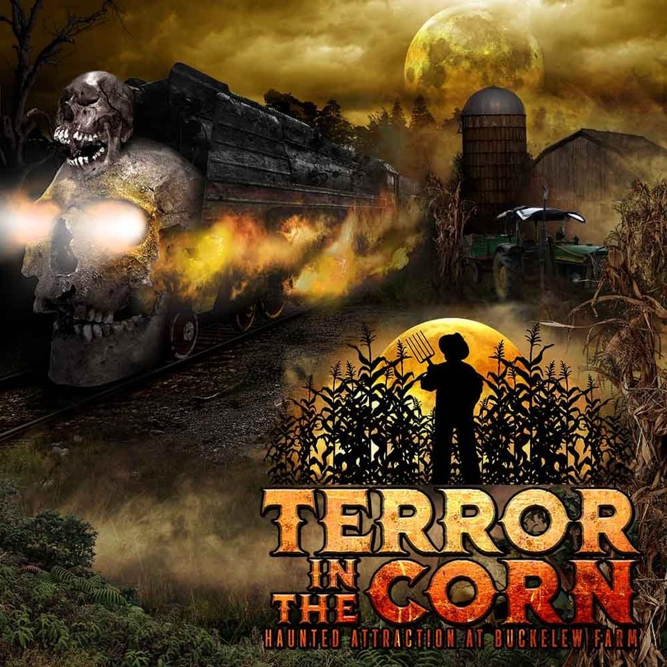 Terror in the Corn at Buckelew Farms
