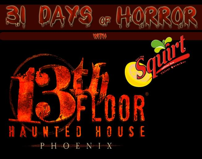 31 Days of Horror on 97-5 The Vibe