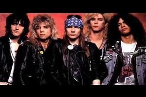 New Guns N' Roses Song Leak